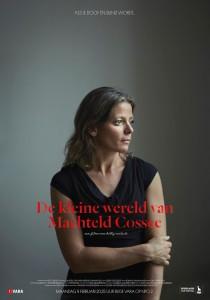 Filmposter De kleine wereld van Machteld Cossee - made by Hetty Nietsch