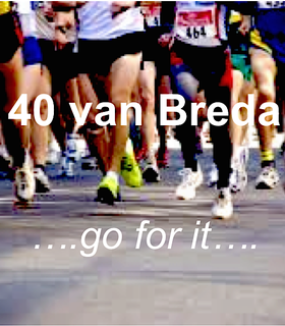 De 40 van Breda