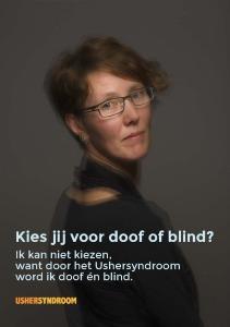 (Kies jij voor doof of blind) Gretha