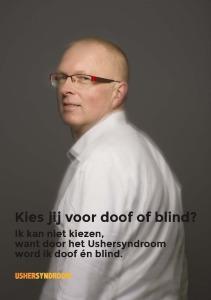 (Kies jij voor doof of blind) Rick