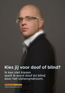 (Kies jij voor doof of blind_) Michel