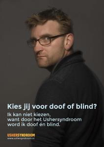 (kies jij voor doof of blind) Collin