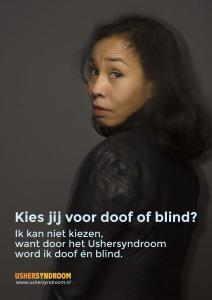 (kies jij voor doof of blind) Gracia