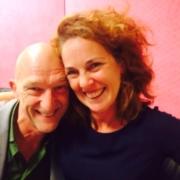 Ivonne en Wilfried de Jong