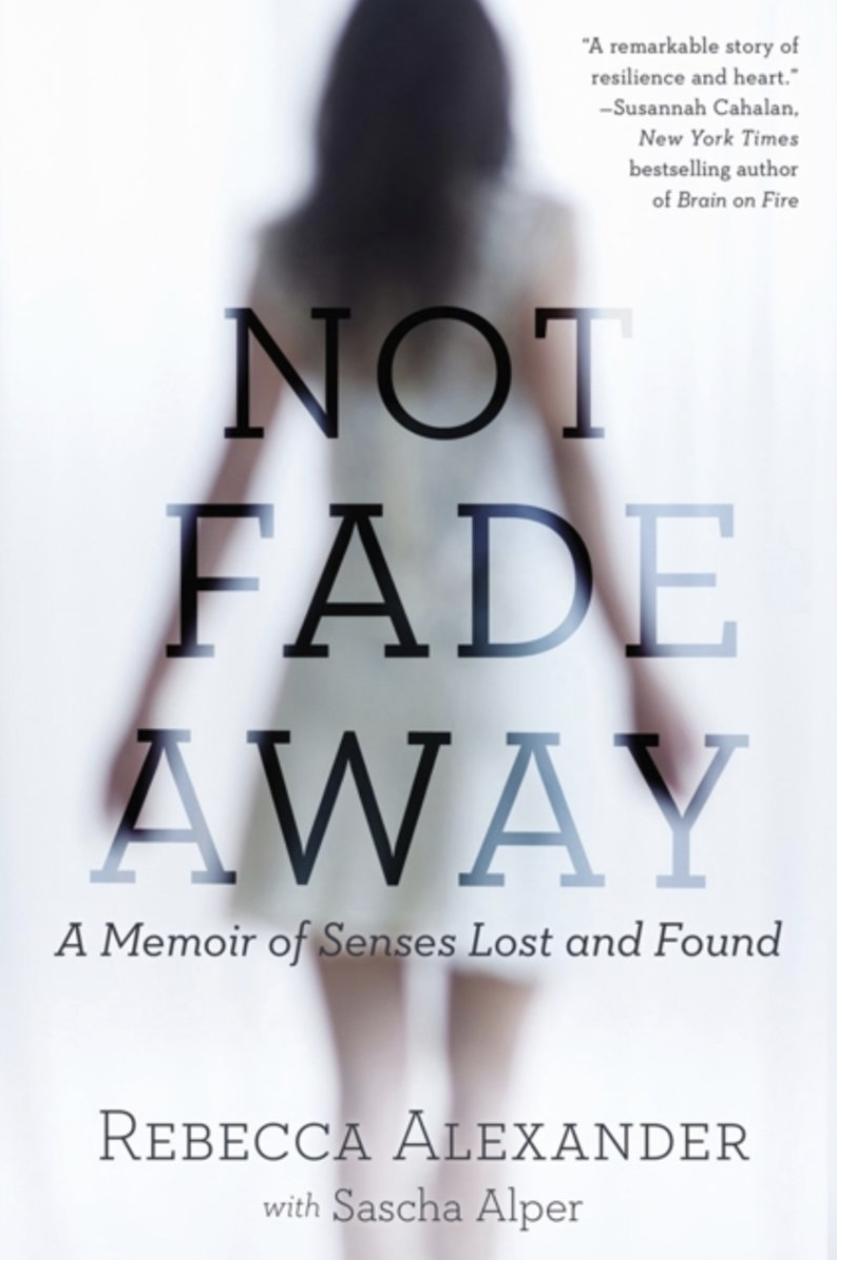 coveer boek Not Fade Away