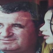 Rob in zijn jonge jaren met naast hem zijn vrouw