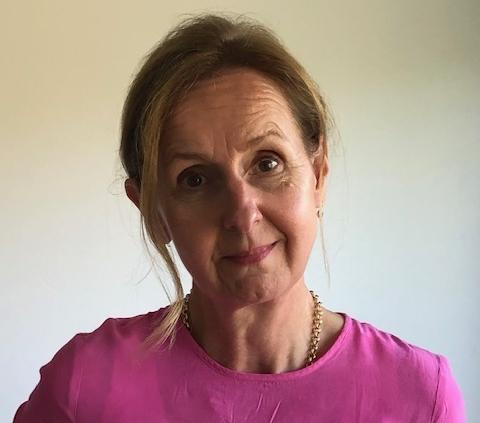 Portret van oogarts Ingeborg van den Born